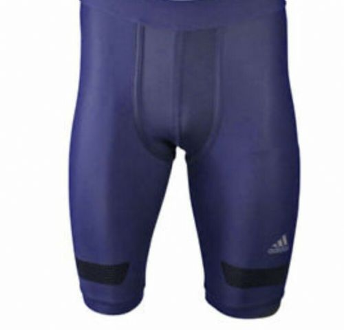 adidas Tight Fit Chill Shorts Men's Sports Compression Base Layer Tights B49095
